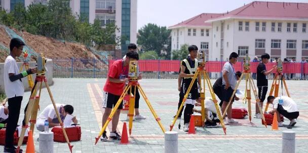建筑工程专业导线测量