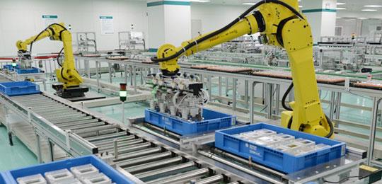 在工业生产中的应用