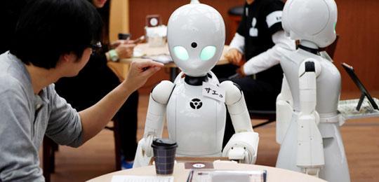 生活中的机器人