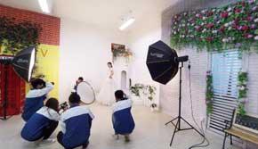 摄影摄像实训基地