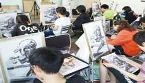 美术高考班